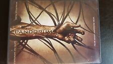 PANDORUM Sci-Fi horror DVD WS RATED R the world of Elysium ABANDONED SPACE SHIP