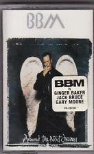 BBM Around the Next Dream (Gary Moore) OOP Cassette NEW