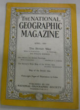 National Geographic Magazine The British Way April 1949 081115R