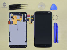 Motorola Moto X Style 2015 XT1570 XT1572 LCD Screen + Digitizer Touch + Frame