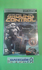GROUND CONTROL + DARK CONSPIRACY HITS COLLECTION  PC CD-ROM PAL