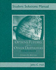 Students Solutions Manual for Options, Futures, and Other Derivatives,-ExLibrary