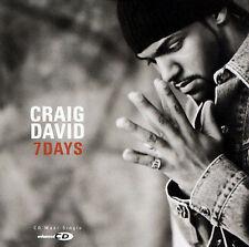 Craig David 7 Days 2002 6 Tracks CD