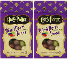2 x Harry Potter Bertie Botts Beans 34g by Jelly Belly from Candy Junction