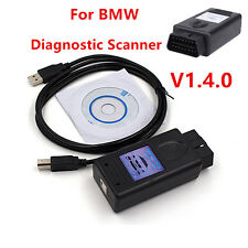 V1.4.0 OBD2 Diagnostic Scan Interface Scanner Programmer For BMW E38 E39 E46 E53