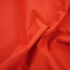 RED 4oz PU coated nylon waterproof fabric sold by the metre 150cm wide