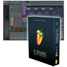 New Image Line FL Studio 12 Fruity Loops PC DAW FREE Updates for Life - Boxed