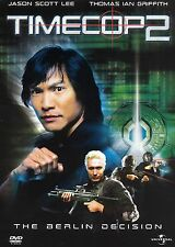 Timecop 2: The Berlin Decision (DVD, 2003) - New