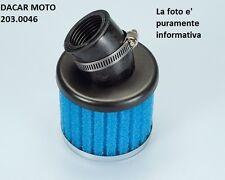 203.0046 FILTRO ARIA POLINI F.MORINI FANTIC MOTOR GARELLI GAS GAS GILERA