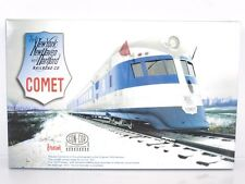 Con-Cor 01-008735 HO 1934 New Haven NH Comet Powered Passenger Set DCC-Ready