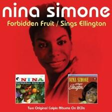 Forbidden Fruit/Sings Ella von Nina Simone (2013), Neu OVP, 2 CD Set
