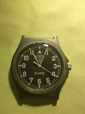 BRITISH FORCES CWC G10 WATCH WITH CHOICE COLOUR PHOENIX STRAP 1998 MODEL YEAR