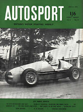 Autosport May 8th 1953 *Tulip Rally & Mille Miglia & Ford Zephyr*