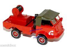 Camion de pompier RENAULT 4x4 SOLIDO fire truck Lastkraftwagen von Feuerwehrmann