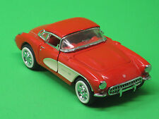Chevrolet Corvette 1957 Franklin Mint Precision Models 1:43 Classics Of The 50's