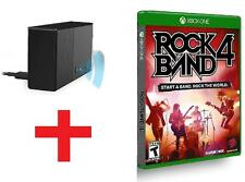 Rock Band 4 Bundle with Legacy Game Controller Adapter by Mad Catz for Xbox One