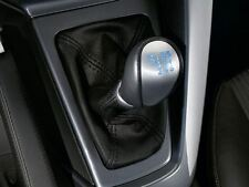 Ford Focus (01/11 - 10/14) Illuminated Gear Knob - 6 Speed Blue Shift (1769615)