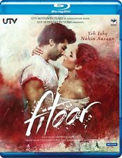 FITOOR BLURAY - 2016 HINDI MOVIE  / REGION FREE / SUBTITLES / KATRINA KAIF / SPL