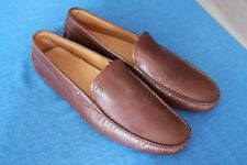MOCASSIN  GOMINI TODS MARRON  TAILLE  8