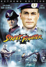 Street Fighter   [Extreme Edition]   DVD   LIKE NEW
