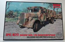 OPEL BLITZ Daimler built L 701 WW2 German Main Army Truck Roden 719 NEU OVP (FS)