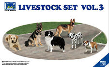 Riich Models RV35021 1/35 Livestock Set Vol 3