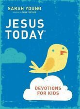 Jesus Today Devotions for Kids by Sarah Young (2016, Hardcover)
