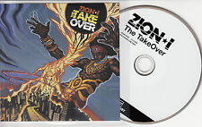 ZION I The Takeover 2008 German 15-track promo CD