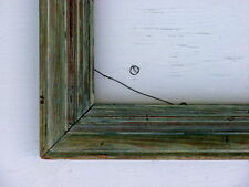 """FRAME HEYDENRYK STYLE MID CENTURY AMERICAN COVE SOLID WOOD GRAY FITS 19"""" x 14"""""""
