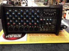 Carvin XP800L 8 Channel Powered Mixer 500 Watts - TESTED - SEE PICS