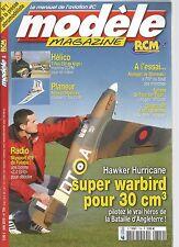 MODELE MAG N°704 PLAN : K.NAR / HAWKER HURRICANE / ALPHAJET DE STARMAX / KATANA