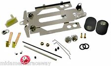 "CHA130 TURBO FLEX KIT 3/32 AXLE 4"" by Champion Slot Car Racing from Mid America"