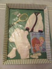 VINTAGE KEN TIME FOR TENNIS OUTFIT - MIB / NRFB