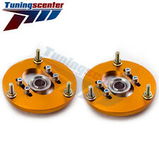 para BMW 3 Series E36 318 328 323 M3 Coilover Front Top Mount Camber Plate best