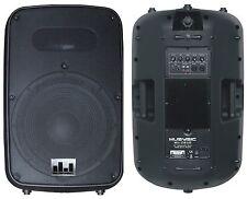 "Professional 2000W Active Power 15"" Base Subwoofer Speaker MUSYSIC MU-15B10S-15"""