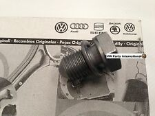 VW TRANSPORTER T5 OIL SUMP PLUG AND WASHER GENUINE VW PARTS