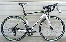 NEW 2015 Scott Solace 30 Carbon Road Bike Small 52cm Shimano 5800 105 mix wheels
