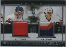 SMITH / BOSSY 2016 ITG In The Game Used DUAL PATCH Memorabilia 6/9