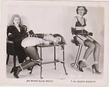 AKTFOTO NUDE AKT Originalfoto Vintage 50er Jahre Fotograf: Irving Klaw selten
