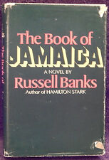 Banks, Russell.  The Book of Jamaica.  Signed, First Edition.
