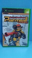 Greg Hastings' Tournament Paintball Max'd (Microsoft Xbox, 2005) NO Manual