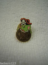 Pocket Dragon Pin Badge  ' COOKIE PIRATE '    Mint.  RARE