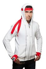 New (XL) Street Fighter Hoodie Licensed Capcom Hoody Sweater Ryu Costume