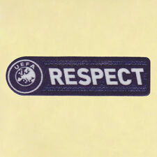 UEFA Respect 2009-2011 Sleeve Soccer Patch / Football Badges