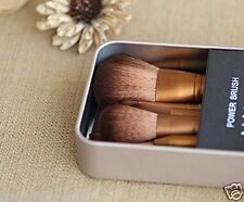Naked Cosmetic Professional Makeup Power Brush Set - 12 Pieces with Box Case