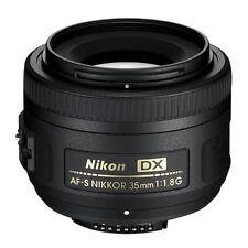Nikon AF-S 35mm f/1.8G DX Lens *NEW*