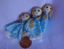 1:12th 3 muñecos de trapo