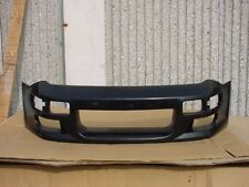 Fits Nissan 90-96 300ZX Coupe G style Urethane front bumper bodykit Free Mesh