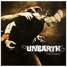 Unearth - The March: Special Edition (CD + DVD, 2009, Digipak) Metalcore, NEW