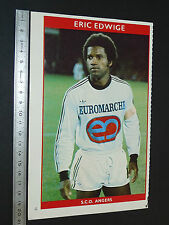 CLIPPING POSTER FOOTBALL 1976-1977 SCO ANGERS JEAN-BOUIN ERIC EDWIGE